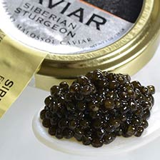 Royal Siberian Sturgeon Caviar - Malossol, Farm Raised