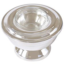 Sterling Silver Plated Caviar Server
