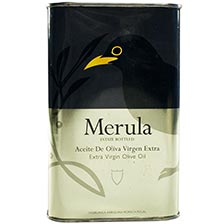 Spanish Merula Extra Virgin Olive Oil