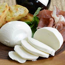 Fresh Mozzarella Ovolini
