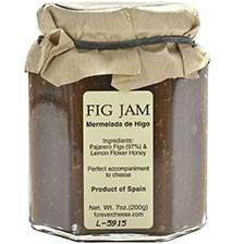 Pajarero Fig Jam