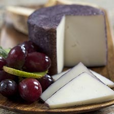 Murcia Al Vino - Wine Soaked Goat Cheese