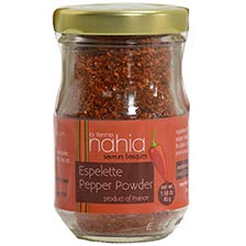 Nahia Organic Espelette Pepper Powder  | Gourmet Food Store