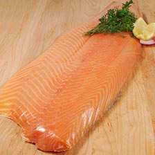 Scottish Smoked Salmon - Non-Sliced