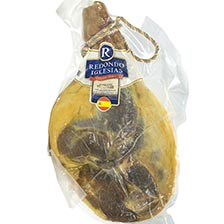 Serrano Ham (Jamon Serrano) - Whole, Bone-In, 18 Months Aged