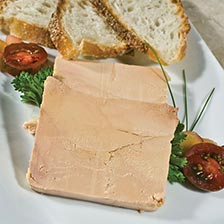 Duck Foie Gras - Micuit / Ready to Eat, Terrine, by Rougie