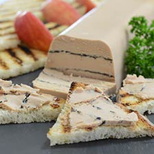 Mille-Feuille of Duck Foie Gras with Truffles | Gourmet Food Store