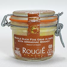 Whole Duck Foie Gras in Aspic with Armagnac Brandy Micuit by Rougie