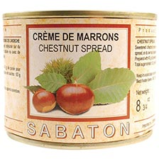 Chestnut Spread - Creme de Marrons