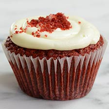 Sweet Endings Southern Red Velvet Giant Cupcakes | Gourmet Food Store