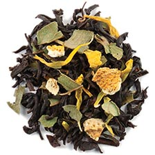 Tea Forte Blood Orange Black Tea - Loose Leaf Tea