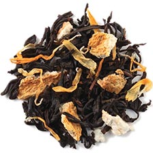 Tea Forte Caramel Nougat Black Tea - Loose Leaf Tea