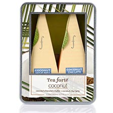 Tea Forte Coconut Collection Herbal Tea Infusers