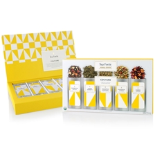 Tea Forte Couture Collection Loose Leaf Tea Single Steeps