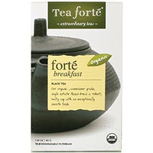 Tea Forte Forte Breakfast Black Tea - 16 Filterbags