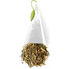 Tea Forte Ginger Lemongrass Herbal Tea Infusers