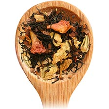 Tea Forte Hazelnut Truffle Black Tea - Loose Leaf Tea