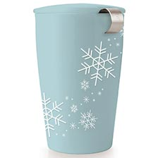 Tea Forte Kati Loose Tea Cup - Holiday Snowflake