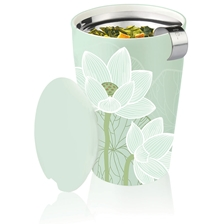 Tea Forte Kati Loose Tea Cup - Lotus