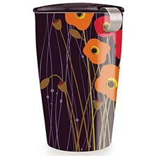 Tea Forte Kati Loose Tea Cup - Poppy Fields
