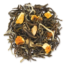 Tea Forte Lotus Orange Jasmine Green Tea - Loose Leaf Tea