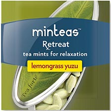 Tea Forte Minteas - Retreat - Lemongrass Yuzu
