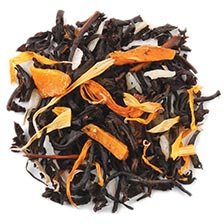 Tea Forte Peach Brulee Black Tea - Loose Leaf Tea