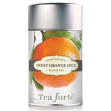 Tea Forte Sweet Orange Spice Black Tea - Loose Leaf Tea