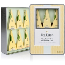 Tea Forte Tea Tasting Assortment Collection Infusers