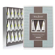 Tea Forte Warming Joy Collection Infusers