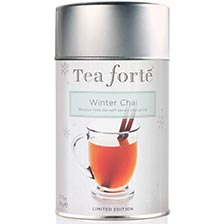 Tea Forte Winter Chai Herbal Tea - Loose Leaf Tea