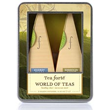 Tea Forte World Of Teas Collection Infusers