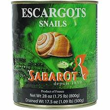 Escargot Helix Extra Large in Water