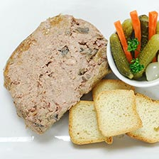 Pate de Campagne Forrestier - All Natural