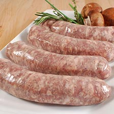 Toulouse Sausage for Cassoulet