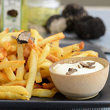 Shoestring Truffle Fries Recipe