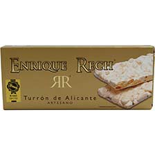 Turron Alicante - Spanish Hard Nougat
