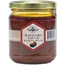 Marinara Sauce with Truffles
