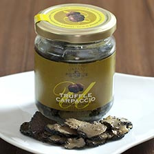 Truffle Carpaccio in Olive Oil