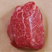 Wagyu Beef Tenderloin MS3 - Whole, Cut To Order  | Gourmet Food Store
