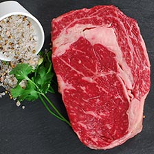 Wagyu Rib Eye, MS5, Whole, Cut To Order