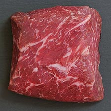 Wagyu Beef Top Sirloin Center-Cut Steaks MS6