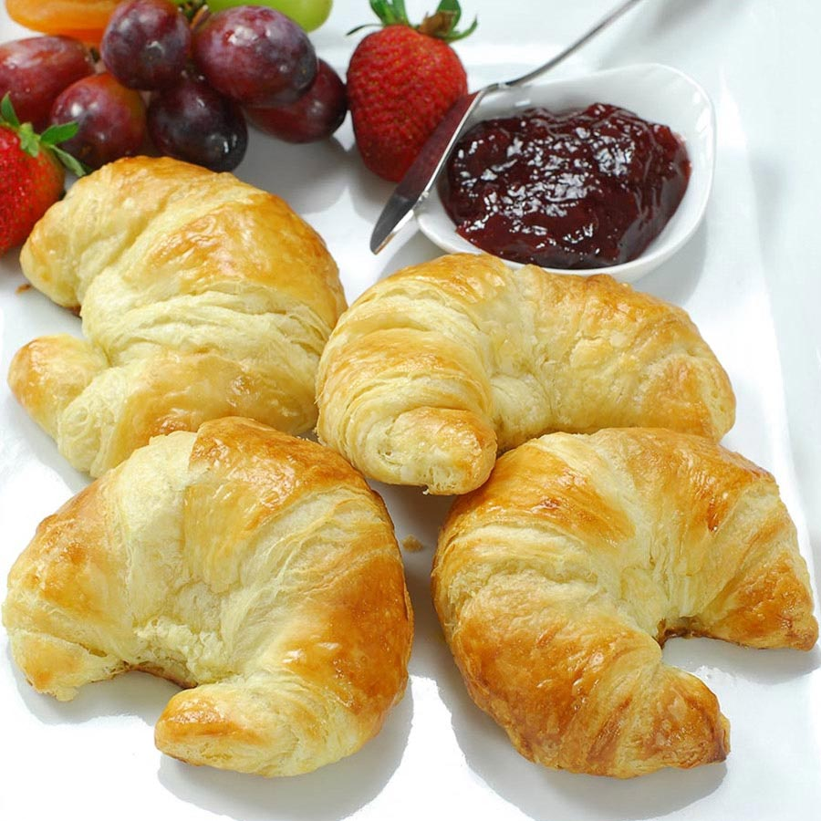 Authentic gourmet croissants french croissant dough for About french cuisine