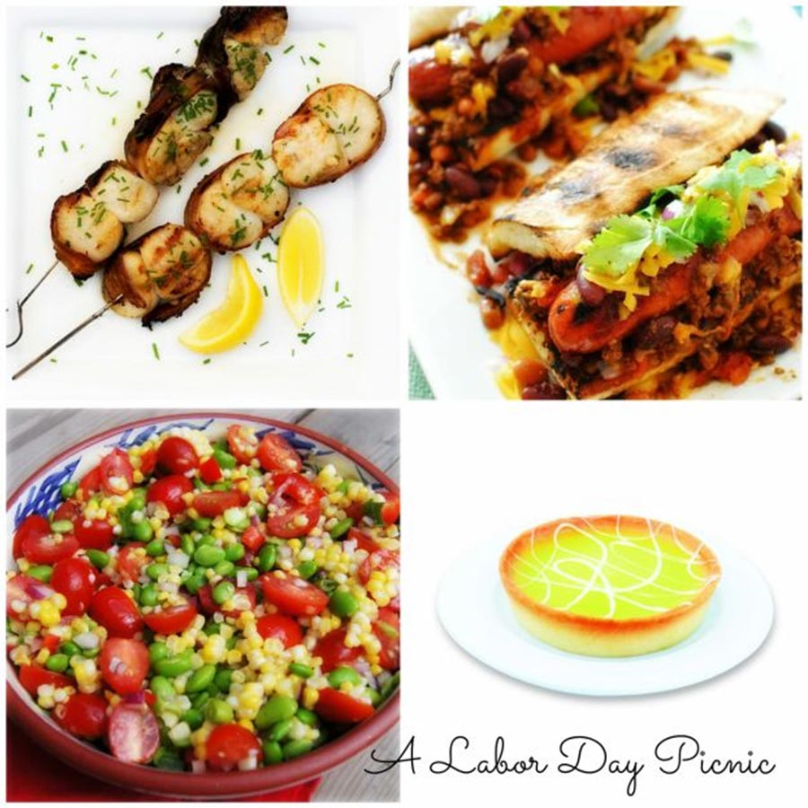Sophisticated Gourmet Labor Day Cookout Menu Gourmetfoodstore Com