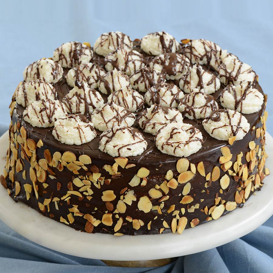 Chocolate Coconut Sensation Cake Buy Cakes Online