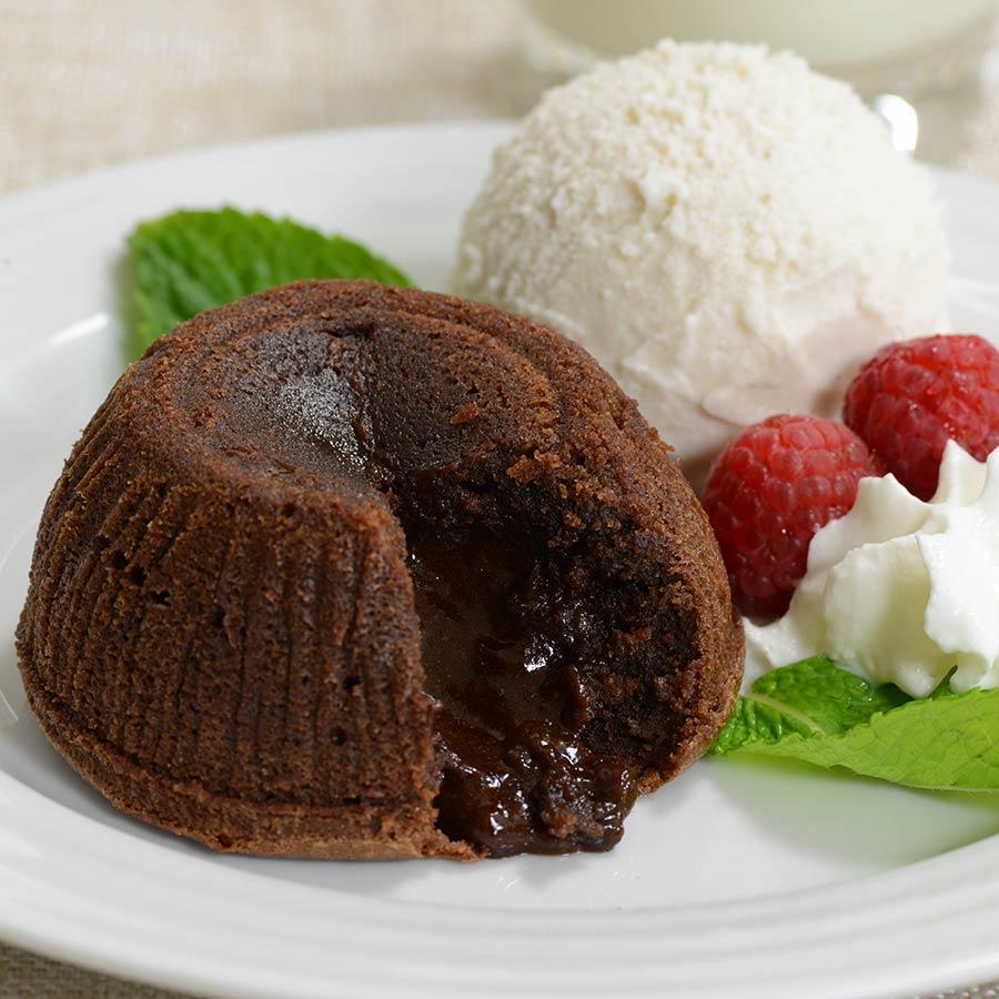 Chocolate Lava Cake By Sweet Endings Buy Desserts Online