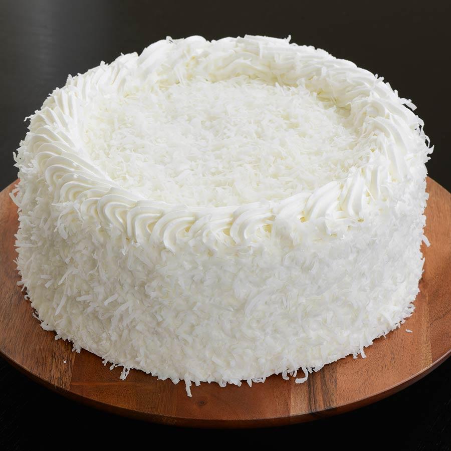 Divine Coconut Cream Cake | Buy Desserts Online