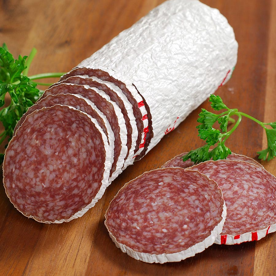 Long Teli Hungarian Style Salami By Gourmet Food Store