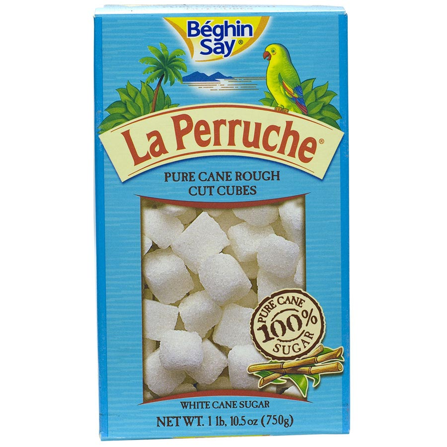 La perruche white sugar cubes from france buy at gourmet for Chambre de sucre gourmet artisanal sugars