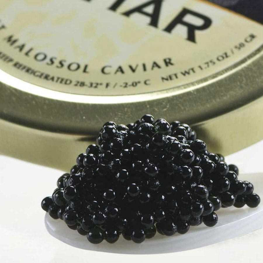 Tobiko black flying fish gourmet food store for Caviar comes from what fish